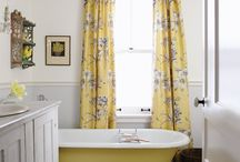 Bathroom Decorating Ideas / For more decorating ideas stop by: http://www.decorating-ideas-made-easy.com / by Jennifer Decorates