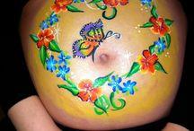 Paint ThiS bellypaint / Bellypaints