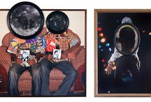 Todd Gray / Todd Gray (born 1954 in Los Angeles, California) is a contemporary artist working in photography, painting, sculpture and performance, who lives and works in Los Angeles and Ghana.