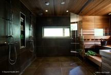 Sauna ideointia