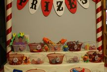 carnival party ideas / by Jessica Cortez
