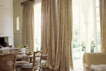 curtains / by Claudia