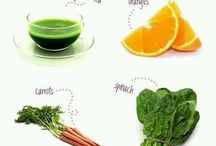 Healthy Food, Healthy Skin / Feed your skin through the food that you eat.