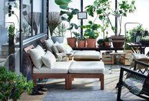 Terraza - Exterior / Ideas de exterior