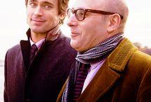 White Collar / Best con-artist + best FBI agent = Best friendship ever!