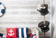 Styl marynarski w domu