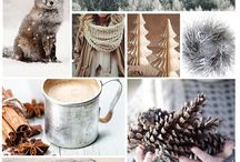 Christmas moodboards