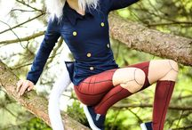 Cosplay/anime clothes / Cosplay and anime clothing/stuff here! / by Willow Okimaw