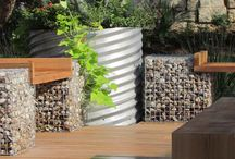 Gabions / by Hedberg Supply
