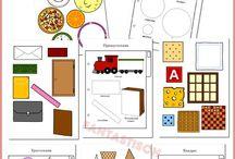 Montessori Geometri