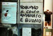 scritte sui muri - Graffiti