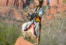 Native American Flutist - Brian Hammill / 4 time NAMA (Native American Music Awards) nominee for his Flute music      Lake Side Melodies - 1998     Echoes in the Canyon - 2000     New Beginnings - 2003     Reflections - 2005     Generations - 2009