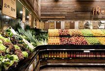 Красивые продуктовые магазины | beautiful food markets