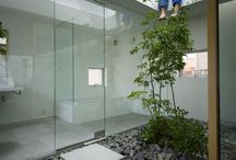 courtyard/backyard/frontyard