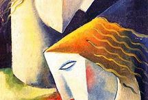 Arte - Pinturas e Pintores