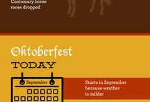Oktoberfest / Drink up! It's Oktoberfest