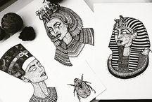 Египетская тематика