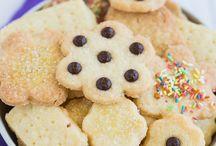 Dikaktische Mappe / Backen Kekse