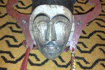 dayak / Tribal arts from kalimantan