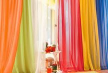 Curtains girls bedroom