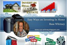 Easy Ways on Investing In Home-Russ Whitney