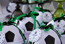 lembrancinhas festa futebol