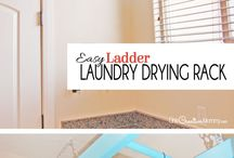 DIY Laundry Rm Projects