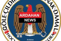 ARDAHAN NEWS LOGO