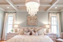 Bedroom ideas / by Melissa Perkins