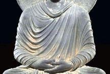 Swat valey statue