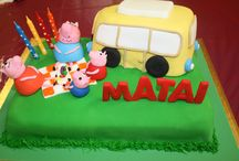 Peppa Pig Party / Ideas from Master Four's party