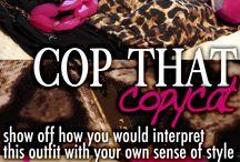 COP THAT, Copycat
