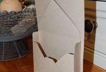 DIY with Envelop punch board