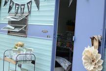 Caravan Craft Room