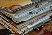 Ideas for Journals/Chunky Books / by Tonya Trantham