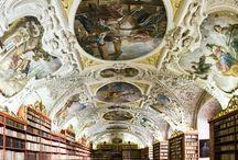 Hermosas librerias