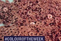 Colour Board: Copper