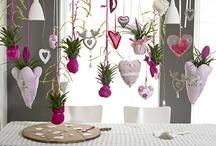 ✾Bromelia, romantic style / Bromelia