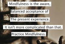 Mindfulness & Meditation / by Laura Noelle