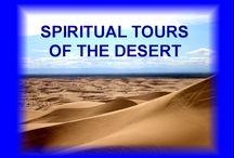 Spiritual Desert Tours / Private Spiritual Desert Tours