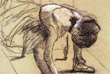 degas drawing