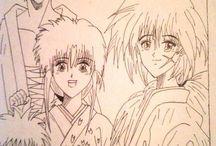 My fanarts / Anime fanarts :)