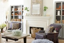 Living Room Redo / by Gena Mage