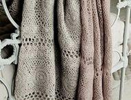 knitting.... crochet