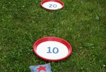 Yard Games for All Ages / Games for the Outdoors that are Fun for the Whole Family