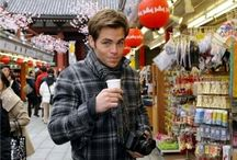 Chris Pine II /