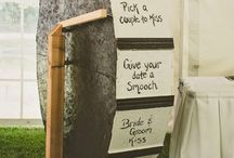 fun wedding ideas / by Laura Kaetterhenry