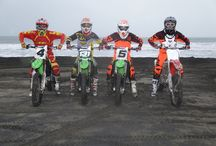 La Grilla - Puerto Montt - Chile / Team motocross