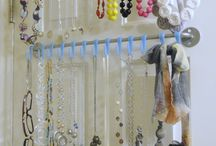 Rose's Jewelry Organization / by Maria Cantele