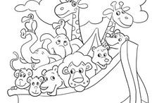 Kliederkerk Noach / Leuke activiteiten rond Noach